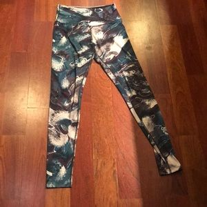 Beyond yoga high waisted lux leggings m/l